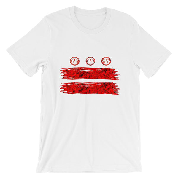 Motherland DC Flag T-shirt