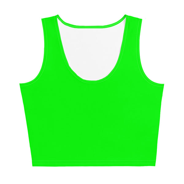 Crop Top - Lime
