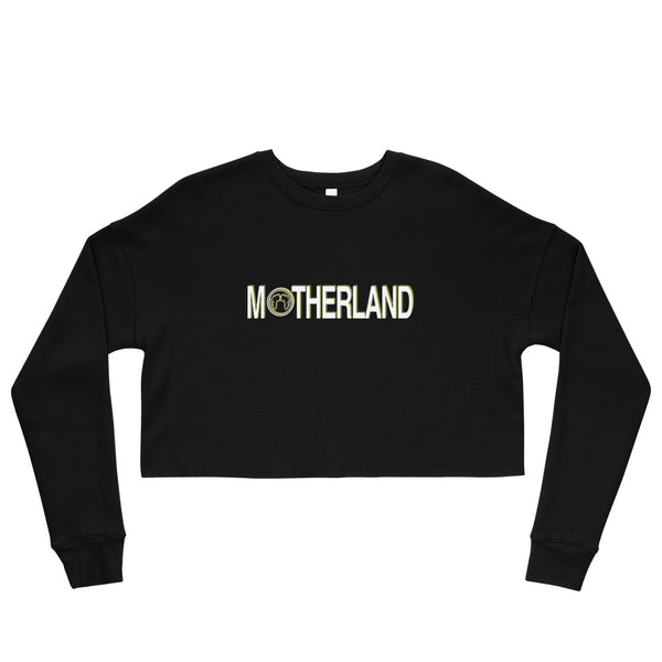 Motherland Crop Sweatshirt