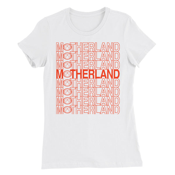 Motherland Fitted T-Shirt