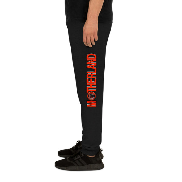 Mother Joggers - Red