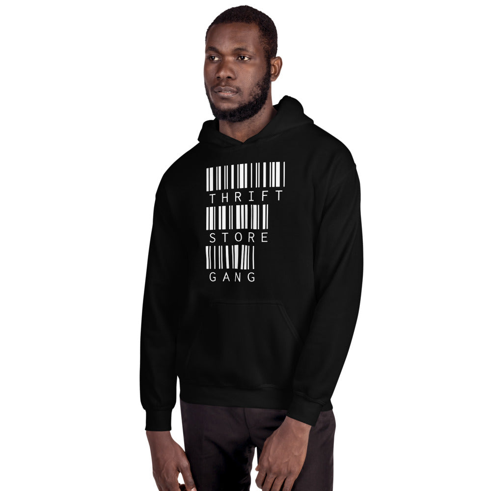 Thrift Store Gang Unisex Hoodie