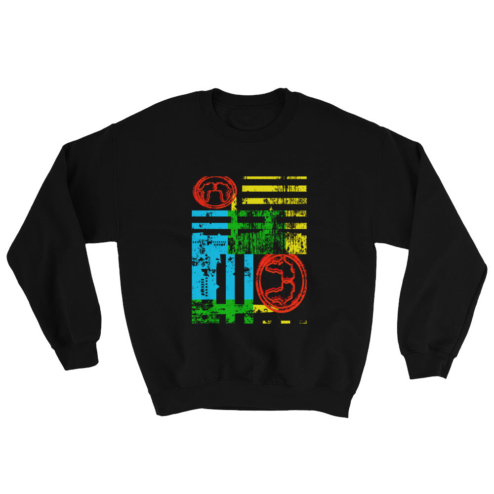 Motherland Unity Flag Sweatshirt