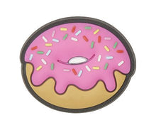 Load image into Gallery viewer, Pink Donut Jibbitz