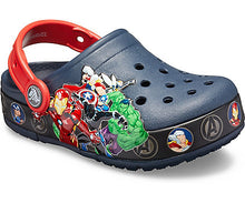 Load image into Gallery viewer, Kids' Crocs Fun Lab Marvel Band Light Clog