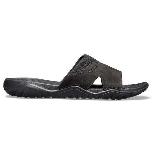 Men's Swiftwater Leather Slide