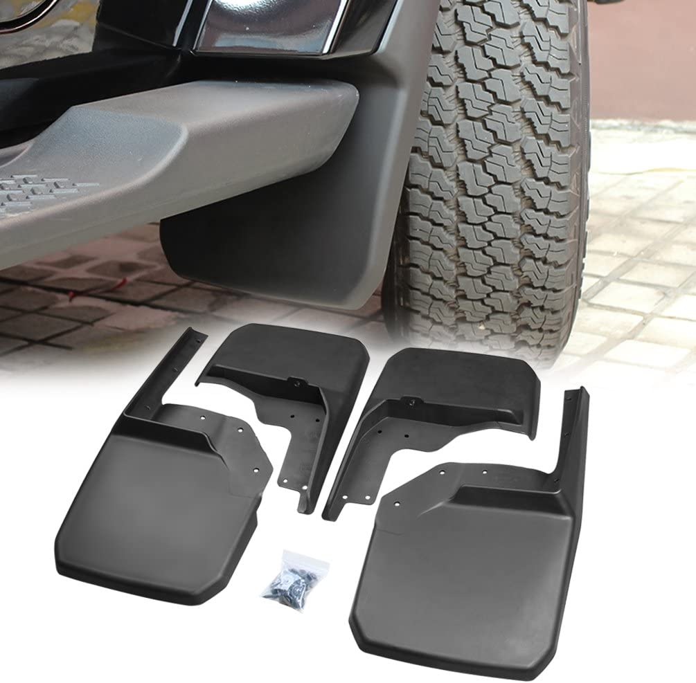Jeep Wrangler JK 2007 - 2018 Exterior Mud Flaps & Guards