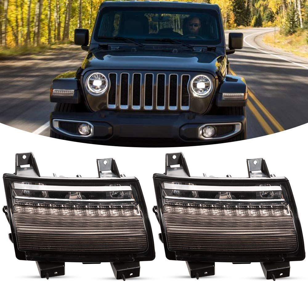 Jeep Wrangler JL & JT Lights Turn Signal Lights