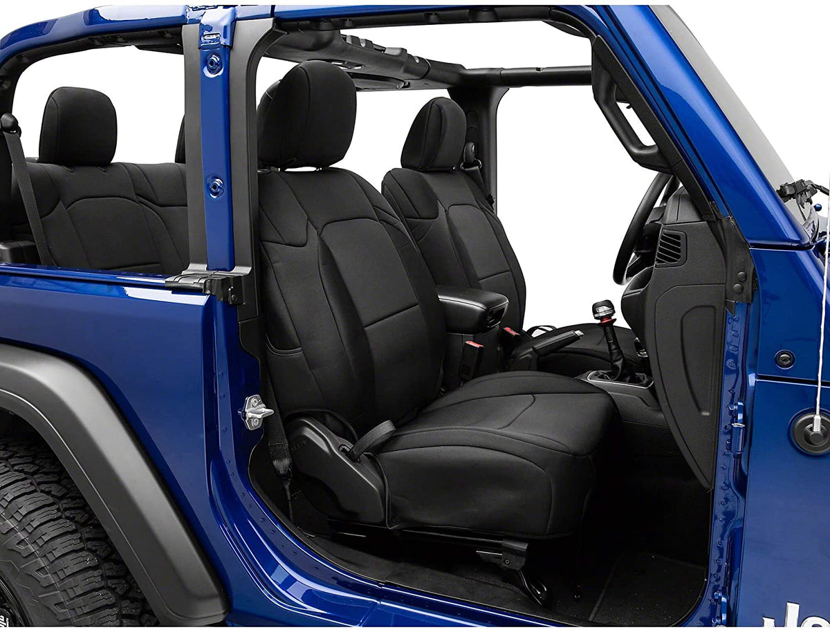 Jeep Wrangler JL & JT Interior Seats Covers
