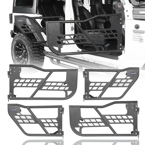 Jeep Wrangler JK 2007 - 2018 Exterior Doors & Door Accessories