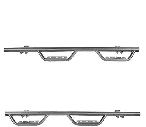 Drop Side Steps Bars Running Boards for Jeep JL 4-Door