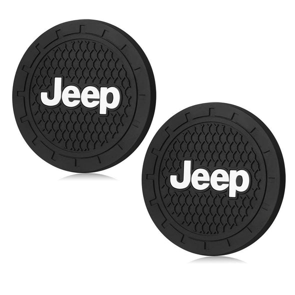 Anti Slip Cup Mat for Jeep