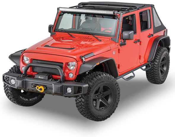 Running Boards JEEP WRANGLER JK