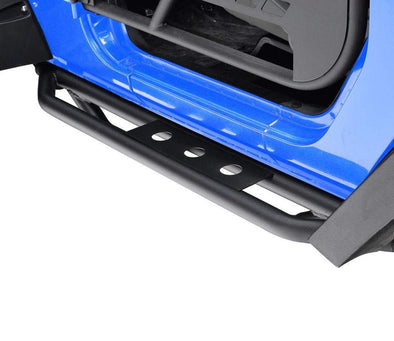 Wide Drop Side Steps Running Boards for 2007-2018 Jeep Wrangler JK
