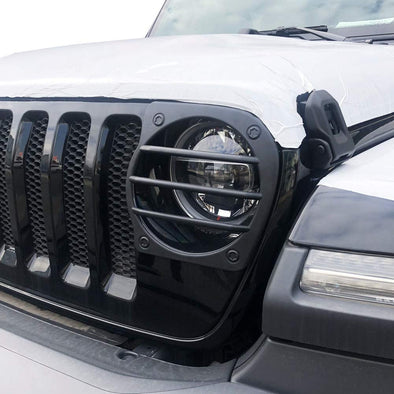 Lights Cover Trims for Jeep JL