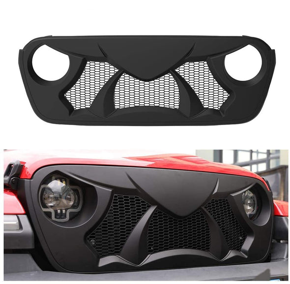 Gladiator Angry Bird Grille for Jeep Wrangler JL & JT