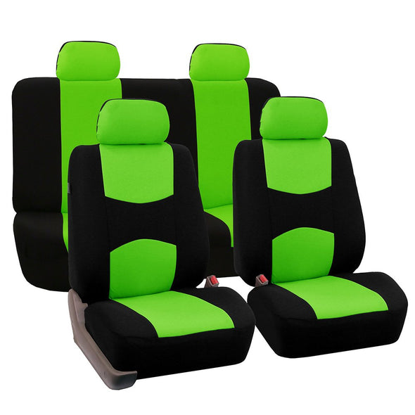 Jeep & Truck Seat Covers w/ Solid Bench