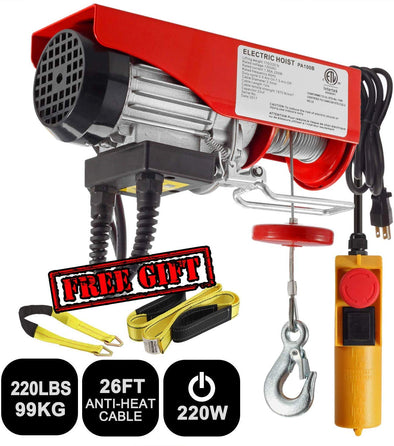 Lift Electric Hoist Crane Remote Control Power System