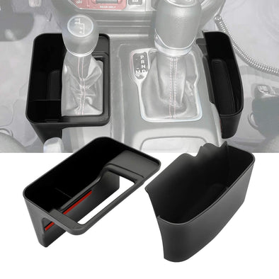 Gear Shift Storage Box for Jeep JL & JT