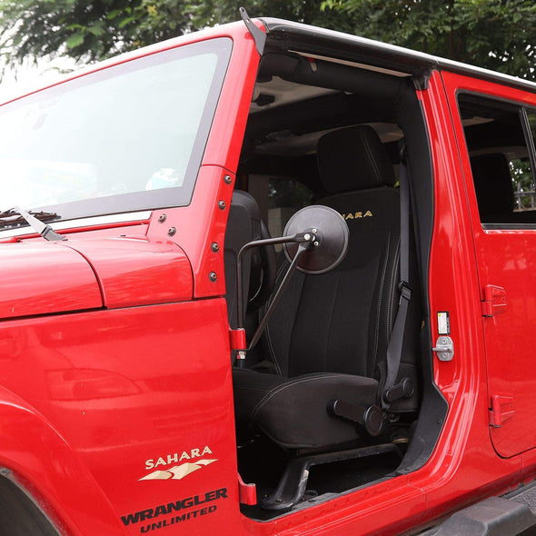 Doors Off Mirrors for all Jeep Wrangler