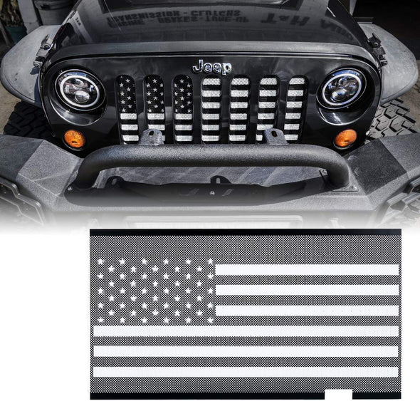 Front Grille Inserts Mesh