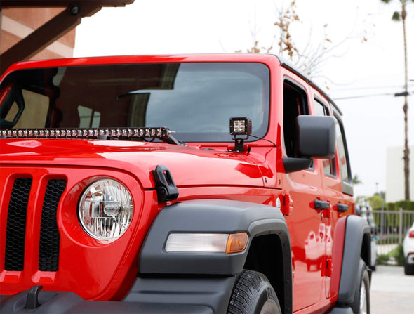 Light Bar For 2018-up Jeep Wrangler JL