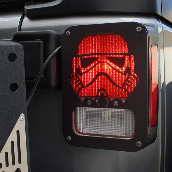 Tail Light Covers Guards Protectors (STORMTROOPER)