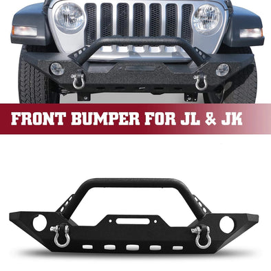 OffGrid Front Bumper