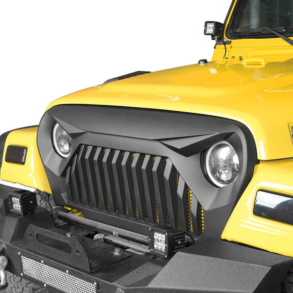 Gladiator Grille for Jeep Wrangler TJ
