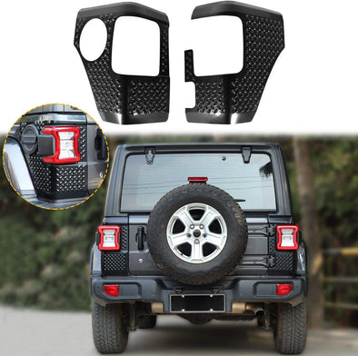 Tail Light Body Armor for Jeep JL