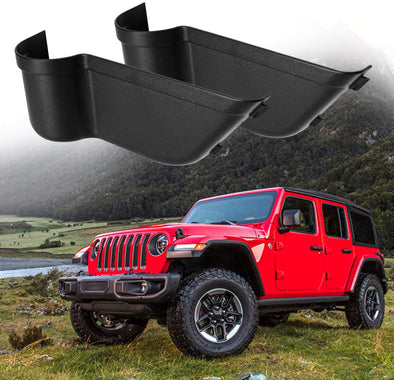 Door Pockets for Jeep Wrangler JL & JT