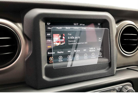 Navigation Touch Screen Protector for JL & JT