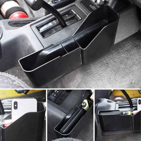 Gear Shift Side Storage Box for Jeep Wrangler TJ 1997-2006