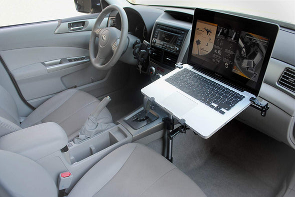 Heavy-duty Jeep iPad Laptop Mount Stand Holder