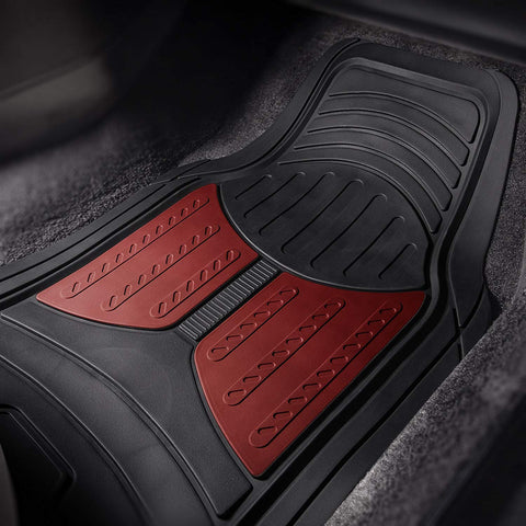 4PCS Jeep Floor Mats
