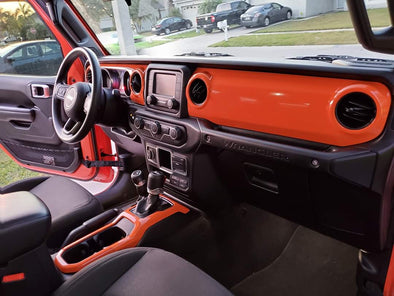 Interior Trim Cover for Jeep Wrangler JL/JK & Gladiator 2019 Up