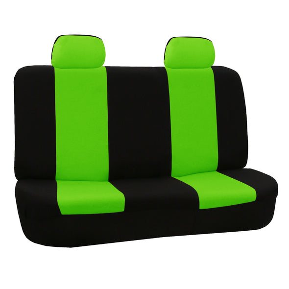 Rear Solid Bench Cover Set