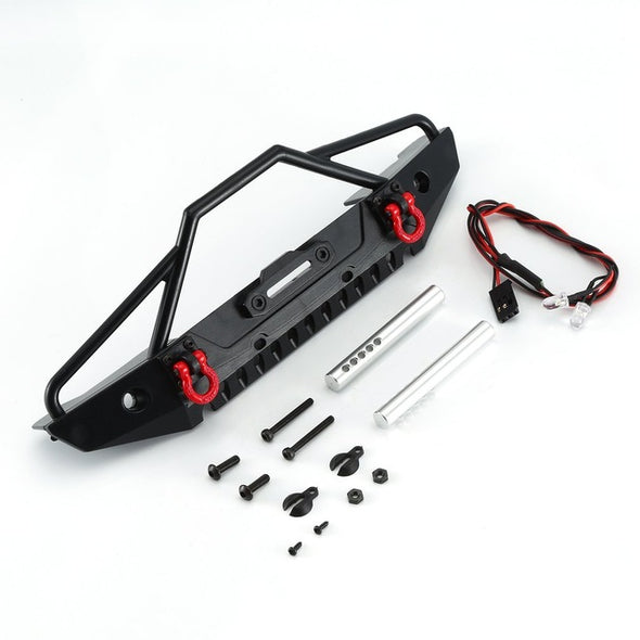 Front & Rear Bumper Kit for 1:10 RC Crawler