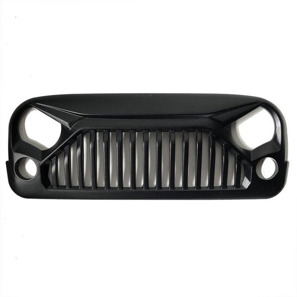 Front Grille for 1:10 RC Crawler Jeep Wrangler