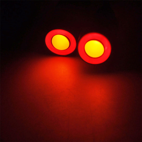 2 LED RC Car Lights 4.2v-6v for 1:10 RC Model for Jeep and Truck
