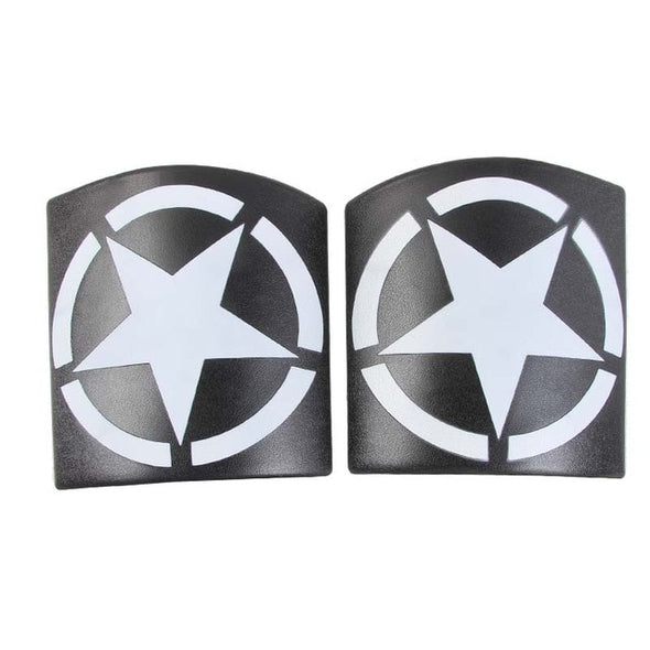 Star Cowl Body Armor Outer Cowling Cover