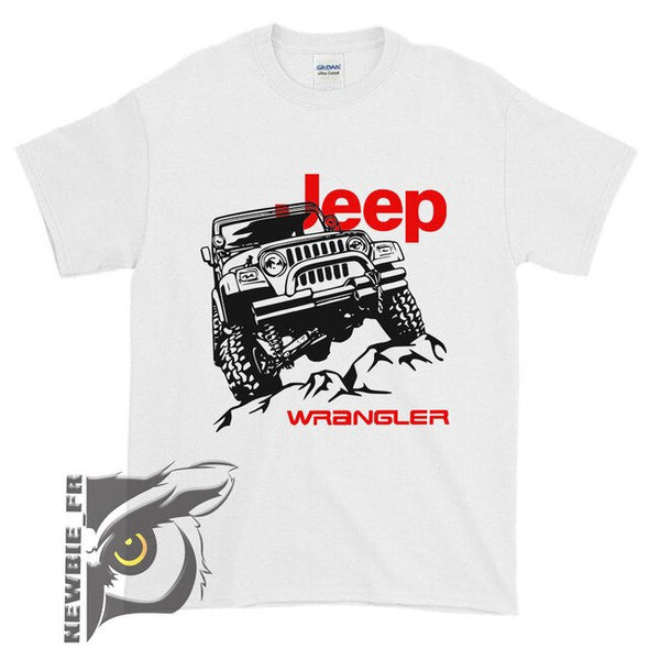 Jeep Wrangler T-Shirt