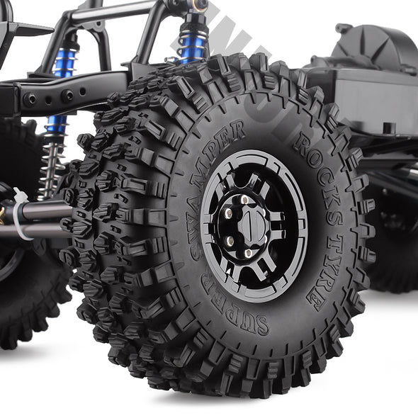 "313mm 12.3"" Wheelbase Chassis for 1:10 RC Crawler Car"
