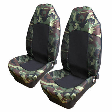 Camo Jeep Seat Covers