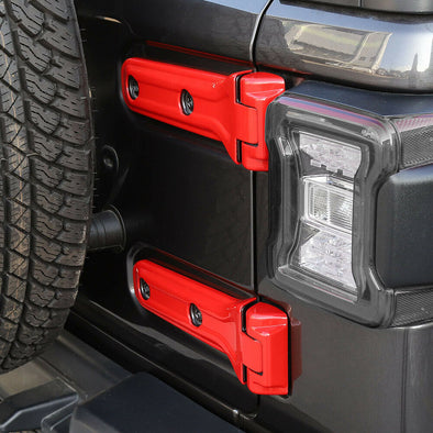 Door Spare Tire Hinge Cover for JL