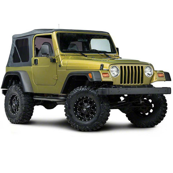Running Boards for 87-06 Jeep Wrangler YJ TJ