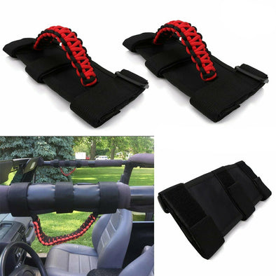 Strap Roll Bar Grab Grip Handles