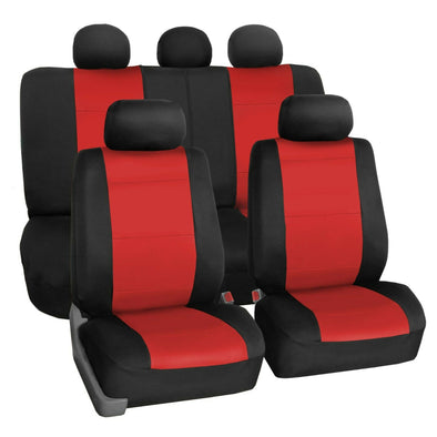 Seat Cover (Neoprene Waterproof Airbag Compatible and Split Bench)
