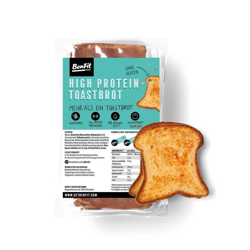 BenFit High Protein Toast