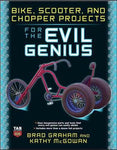 BIKE SCOOTER AND CHOPPER PROJECT FOR THE EVIL GENIUS
